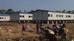 রোহিঙ্গা প্রত্যাবাসনে মিয়ানমারকে ২৫০ ঘর হস্তান্তর ভারতের