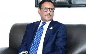 কাশ্মির ইস্যু পর্যবেক্ষণ করছে সরকার: ওবায়দুল কাদের
