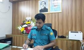 পুলিশের ওয়ারী বিভাগের ডিসি বরখাস্ত