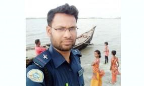 বরগুনা আমতলীতে সড়ক দুর্ঘটনায় এএসআই নিহত