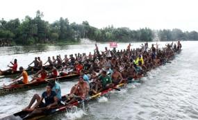 নড়াইলের চিত্রা নদীতে 'এস এম সুলতান নৌকাবাইচ' আজ