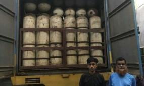 শ্রীপুরে অবৈধভাবে গ্যাস বিক্রি, পুলক সিএনজি ফিলিংস্টেশনকে জরিমানা