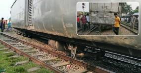 সিলেট-চট্টগ্রাম রেল যোগাযোগ বন্ধ