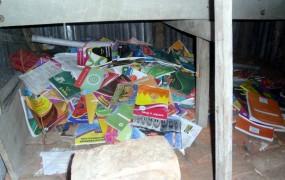মোরেলগঞ্জে নিশানবাড়িয়া মাদ্রসায়পাঠ্যবই অবহেলায়, সুপারের বিরুদ্ধে অভিযোগ
