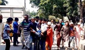 বোরহানউদ্দিনে সংঘর্ষ: পাঁচ হাজার জনকে আসামি করে মামলা