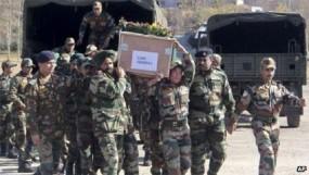 পাক সেনাদের গুলিতে ৬০ ভারতীয় সেনা নিহত