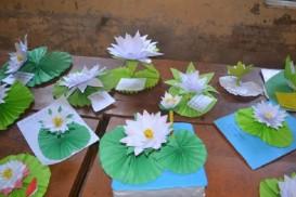 নবাবগঞ্জে বিজয় ফুল প্রতিযোগিতা অনুষ্ঠিত