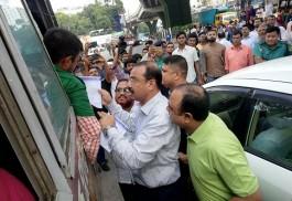 চট্টগ্রামে 'সড়ক পরিবহন আইন' নিয়ে জনসচেতনতামুলক প্রচারণা