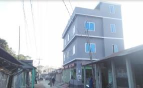কেন্দুয়ায় সরকারি জায়গায় চারতলা ভবন, সরানোর নির্দেশ প্রশাসনের
