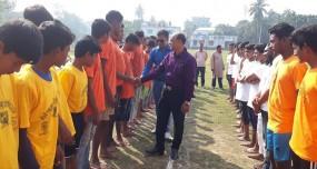 নওগাঁয় আন্ত:শিক্ষা প্রতিষ্ঠান কাবাডি প্রতিযোগিতা অনুষ্ঠিত