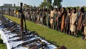 আফগানিস্তানে পাক-ভারতীয়সহ ৯০০ আইএস সদস্যের আত্মসমর্পণ