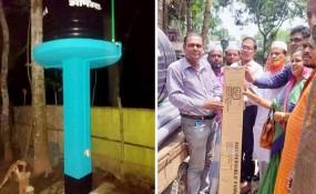 মানবিক শহর গড়তে শ্রীপুরে 'নিরাপদ পানিসহ স্যানিটেশন'  কার্যক্রম