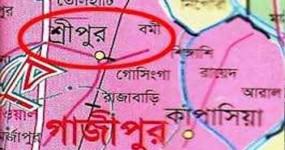শ্রীপুর উপজেলা ছাত্রদল নেতাসহ ৭ জুয়ারী আটক!
