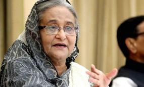 খালেদা জিয়া 'সন্ত্রাসের গড মাদার', 'জেলে বেশ ভালো আছে': শেখ হাসিনা