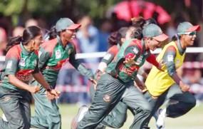 মালদ্বীপ ৬ রানে অলআউট! ২৪৯ রানের বিশাল জয় বাংলাদেশ নারী দলের