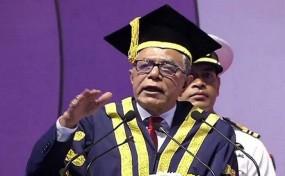 'শিক্ষার্থীরা বিশ্ববিদ্যালয়ে আসে জ্ঞান অর্জনে, লাশ হতে নয়: রাষ্ট্রপতি