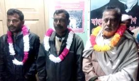 আত্রাইয়ে ইমারত নির্মাণ শ্রমিকের নির্বাচন সম্পন্ন