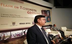 রোহিঙ্গাদের ফেরাতে মিয়ানমার আন্তরিক নয়: পররাষ্ট্রমন্ত্রী