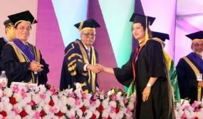 বহির্বিশ্বে বাংলাদেশ এখন রোল মডেল : রাষ্ট্রপতি