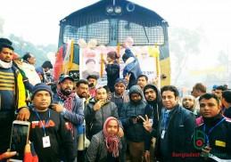 ৪ বছর আন্দোলনের পর সুফল পেল শ্রীপুরের ট্রেনযাত্রীরা