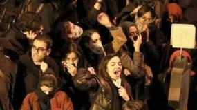 ভূপাতিত বিমান নিয়ে 'মিথ্যে' বলায় ইরানে বিক্ষোভ