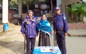 নাগরপুরে ১০০ পিস ইয়াবাসহ নারী মাদক ব্যবসায়ী গ্রেফতার