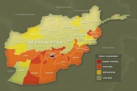 আফগানিস্তানে যুক্তরাষ্ট্রের জেট বিমান বিধ্বস্ত