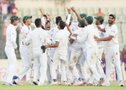 পাকিস্তানের বিপক্ষে টাইগারদের টেস্ট স্কোয়াড ঘোষণা