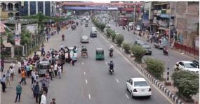 ঢাকায় চলছে বিএনপির সকাল-সন্ধ্যা হরতাল