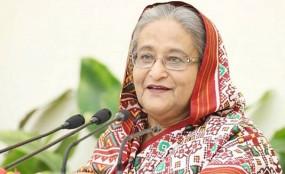 বাংলাদেশ এখন বিশ্বের সামনে উন্নয়নের রোল মডেল: প্রধানমন্ত্রী