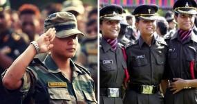 সেনাবাহিনীতে নারী কমান্ডার চায় না ভারত সরকার