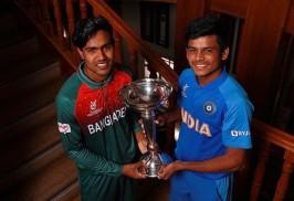 অনূর্ধ্ব-১৯ ক্রিকেট বিশ্বকাপের ফাইনাল আজ