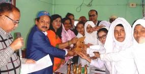 নবাবগঞ্জে শুদ্ধসুরে জাতীয় সংগীত পরিবেশন প্রতিযোগিতা অনুষ্ঠিত