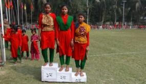 মাগুরা শিশু পরিবারের বার্ষিক ক্রীড়া প্রতিযোগিতা অনুষ্ঠিত