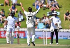 ভারতকে হারিয়ে শততম টেস্ট জয় নিউজিল্যান্ডের