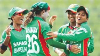বাংলাদেশের নারী ক্রিকেট দল ৮ উইকেটে জয়ী