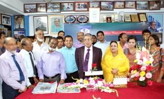 ওয়ার্ল্ড ইউনিভার্সিটি অব বাংলাদেশ এর '১৪তম প্রতিষ্ঠা বার্ষিকী ' উদযাপন