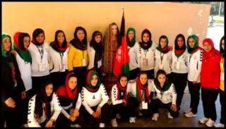 হিজাব জার্সি পরে খেলবেন আফগান মহিলা ফুটবল দল