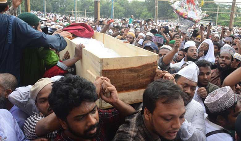 শনিবার ফারুকীর দাফন, রোববার হরতাল